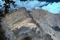 Machu Picchu, Peru - Infrared