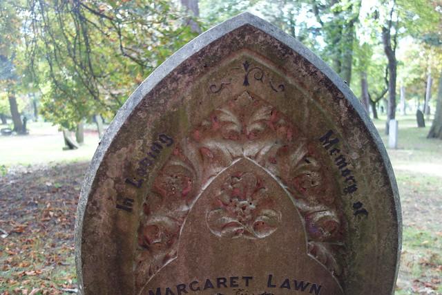 Margaret Lawn- Linthorpe Cemetery