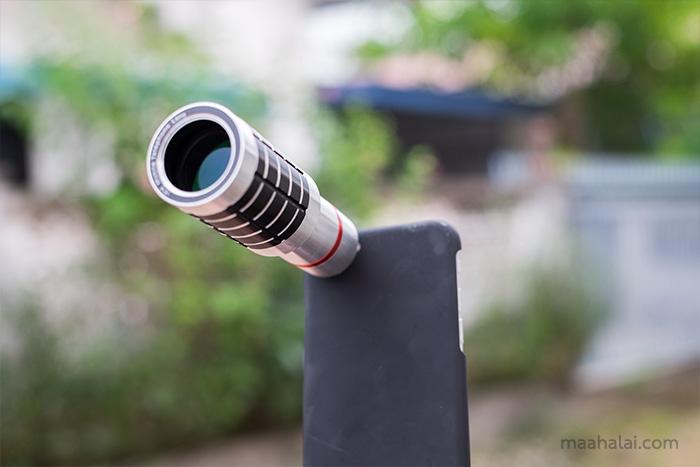 16x Telescope Zoom Lens