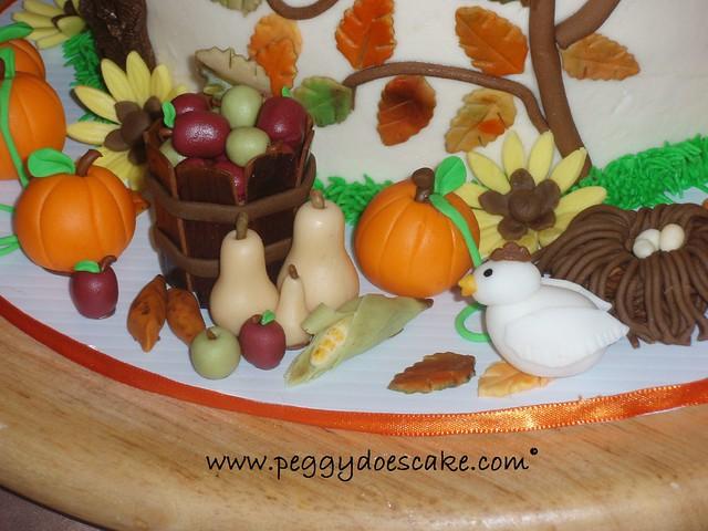 harvest cake closeup flickr photo sharing