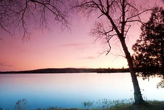 Hay Lake Ontario Canada