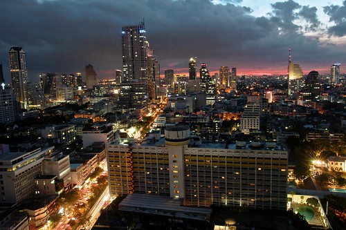 Bangkok from life of Tiziano Terzani