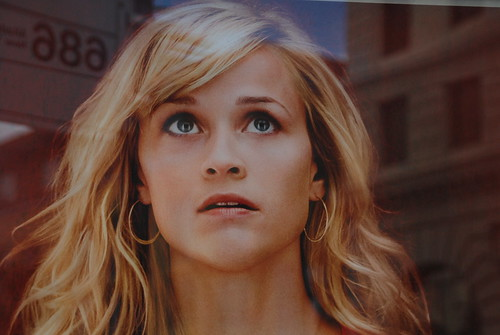 "Reese Witherspoon Close-Up, ""How Do You Know"""