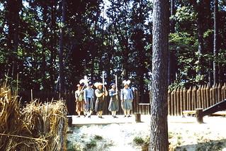 Jamestown, VA, 1957