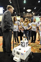 eCybermission kids visit Army Science Conference