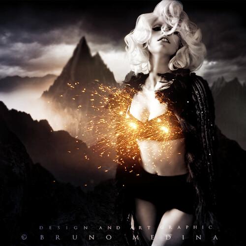 Firework - Lady Gaga .