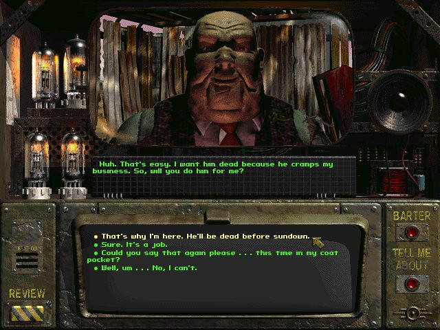 Let's Jogar: Fallout - A Post Nuclear Roleplaying Game 5238244511_2fd6fba0bd_b
