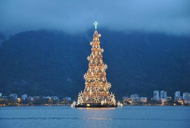 Árvore de Natal da Lagoa 2010 (2)