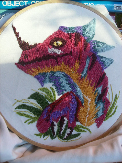 Japanese Embroidery UK