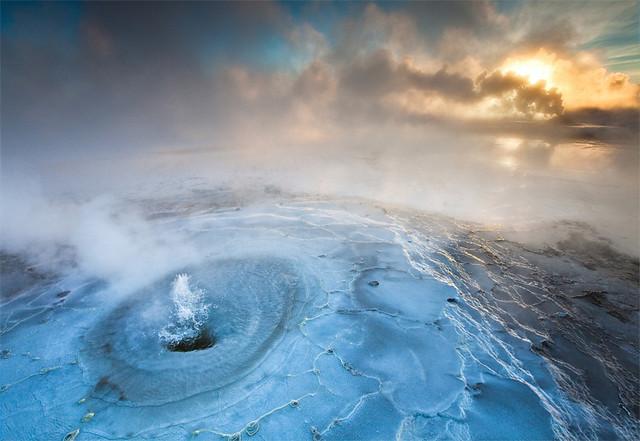 Naked Earth - Hveravellir Geothermal Peninsula, Iceland