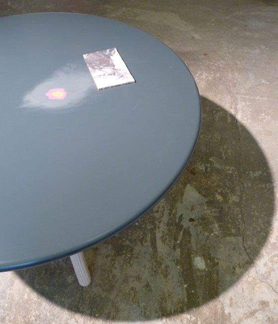 Mark Maker Table by Ed Swan