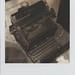 Typewriter by boyorastroboy