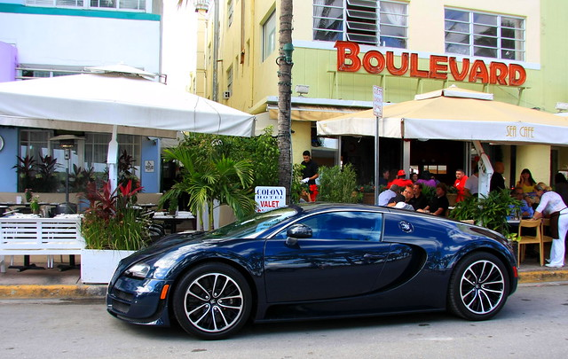 Miami Exotic Car Hire