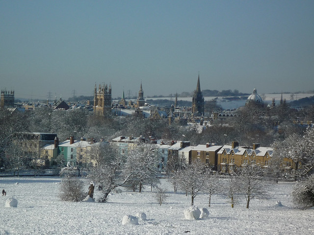 Oxford Snow