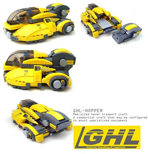 GHL- HOPPER