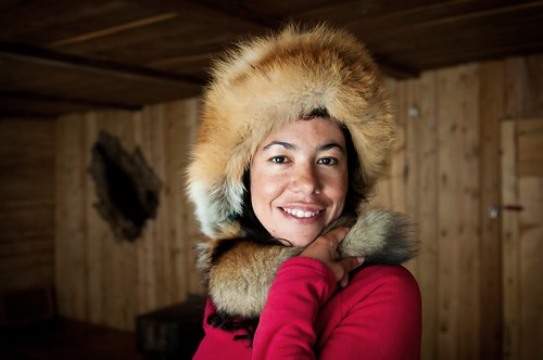 light portrait fur retrato mongolia siberia khuvsgul danico