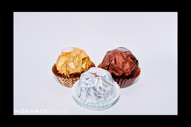 Hazelnut Chocolate Ferrero Rocher Nutrition