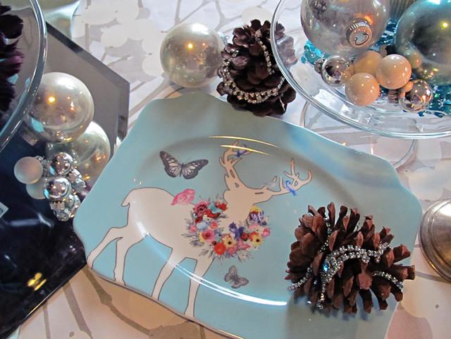 rosanna christmas tray+walk in the ...
