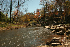 Reedy River Falls Historic Park Greenville NJ