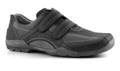 cross training shoe, walking shoe, outdoor shoe, footwear, shoe, leather, black,