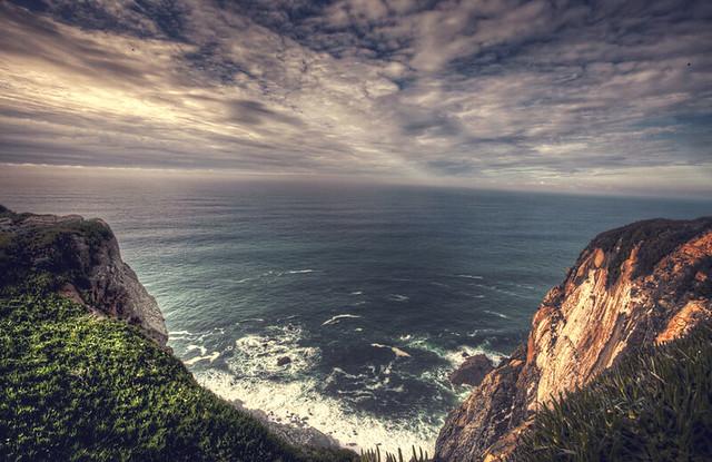 Cabo da Roca - ocean�s silence