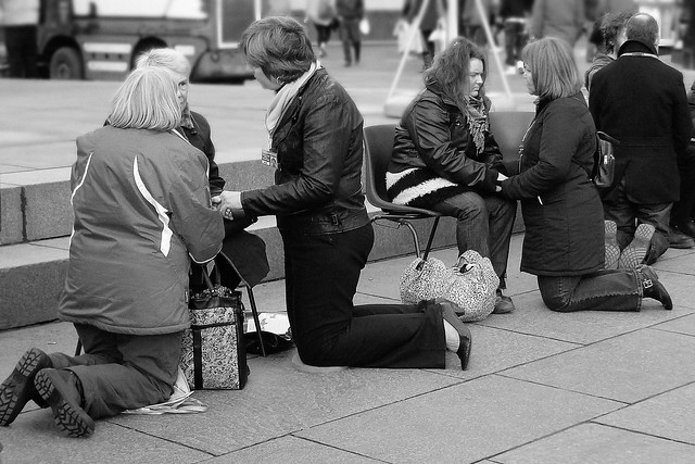 Street Counselling - Saints and Sinners?