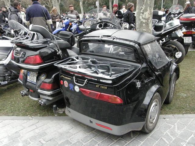 Honda Goldwing Sidecar For Sale Uk