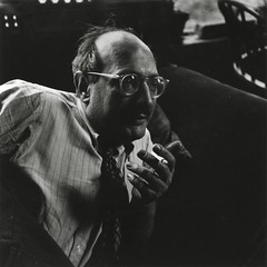 Mark Rothko, Yorktown Heights, by Consuelo Kanaga c.1949
