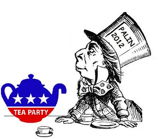 They Gave a Tea Party, But Nobody Came.