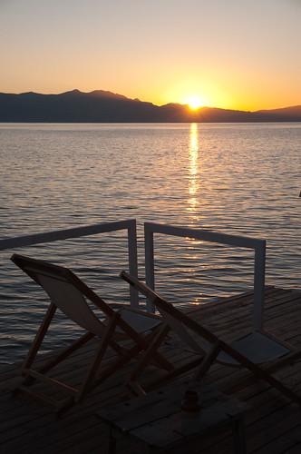 lake sunrise erhai 洱海 蝴蝶泉 ersea 聆海沐月
