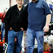Patrick Norton and I @ CES 2011 by Topher.Pettit
