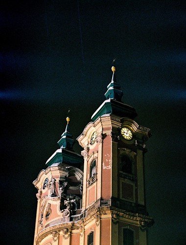 Clock tower, Eger