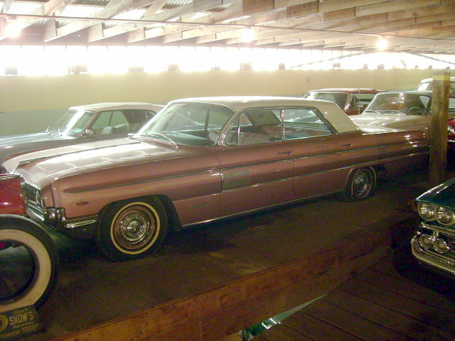 1962 Oldsmobile Ninety Eight