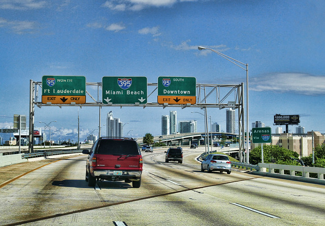 Fort Lauderdale Car Service To Miami