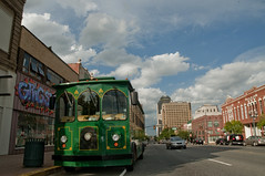 The Downtown Pub and Culture Crawl in Shreveport