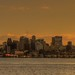 Small photo of Seattle Skyline from Alki Beach