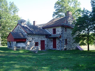 Washington's House at Brandywine