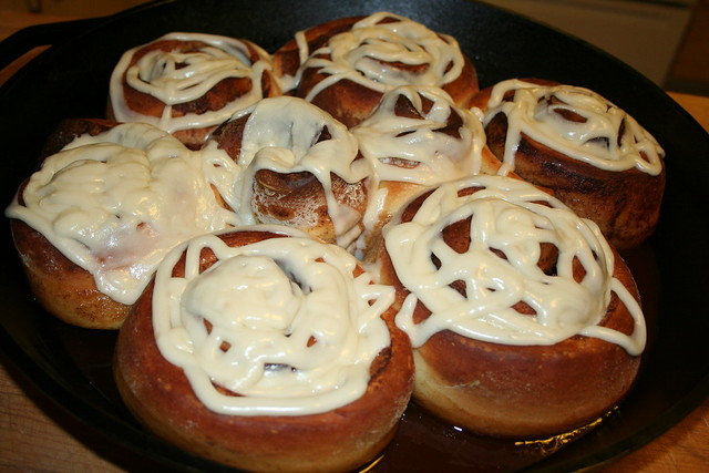 High Altitude Sticky Cinnamon Buns | Flickr - Photo Sharing!