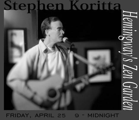 Stephen Koritta 4-25-14
