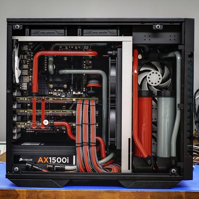 Triple Pro Duo Build