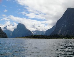 another view of milford sound