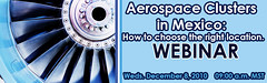 Aerospace in mexico webinar