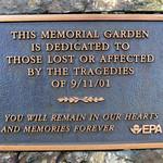 EPA 9/11 Memorial Garden