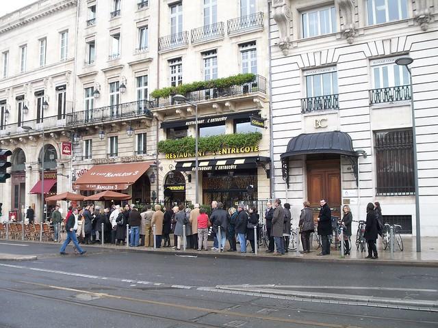 Restaurant L Entrec 244 Te Bordeaux Flickr Photo Sharing
