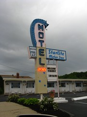 Starlite Motel Beach Blvd