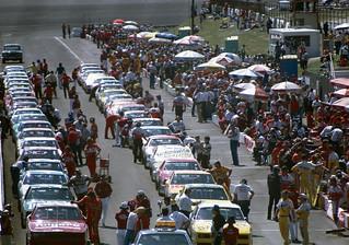 Dover International Speedway 1986