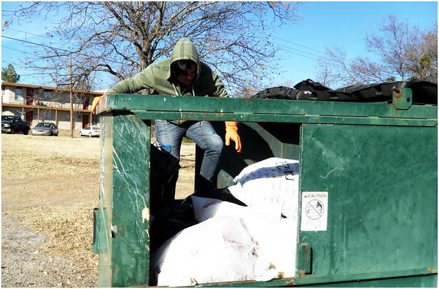 Dumpster Diving | Flickr - Photo Sharing!