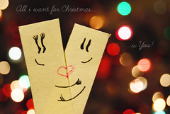All i want for Christmas..is YOU! ♥