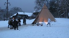 The warmy tent