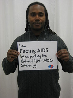I am supporting the National HIV/AIDS Strategy